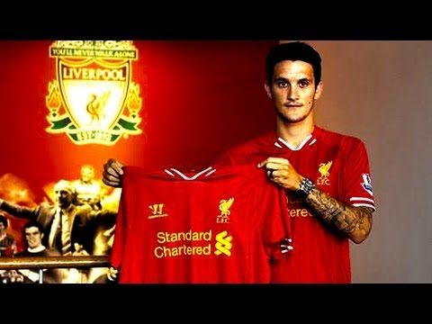 Luis Alberto Welcome to Liverpool