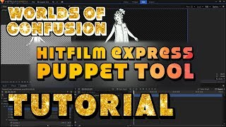Puppet Tool Tutorial - HitFilm Express Motion: Puppet Pack