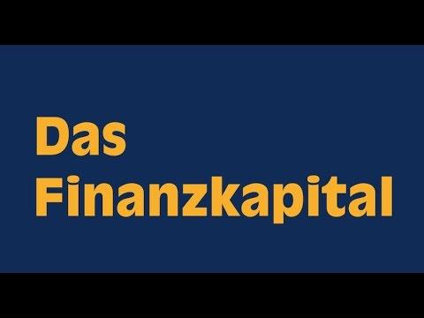 Das Finanzkapital - Buchvorstellung (Peter Decker, GegenStandpunkt)