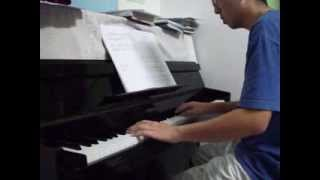 Princess Mononoke 「もののけ姫」  - Joe Hisaishi 「久石譲」 [Piano Solo]