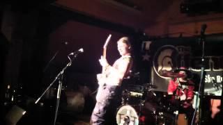 Gülleschiss (Punk Lauscha) Fick Dich Scheiß Nazi Live @ Struwwel Kronach 250114