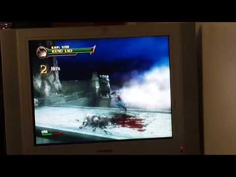 Mortal kombat shaolin monks 1. Bölüm