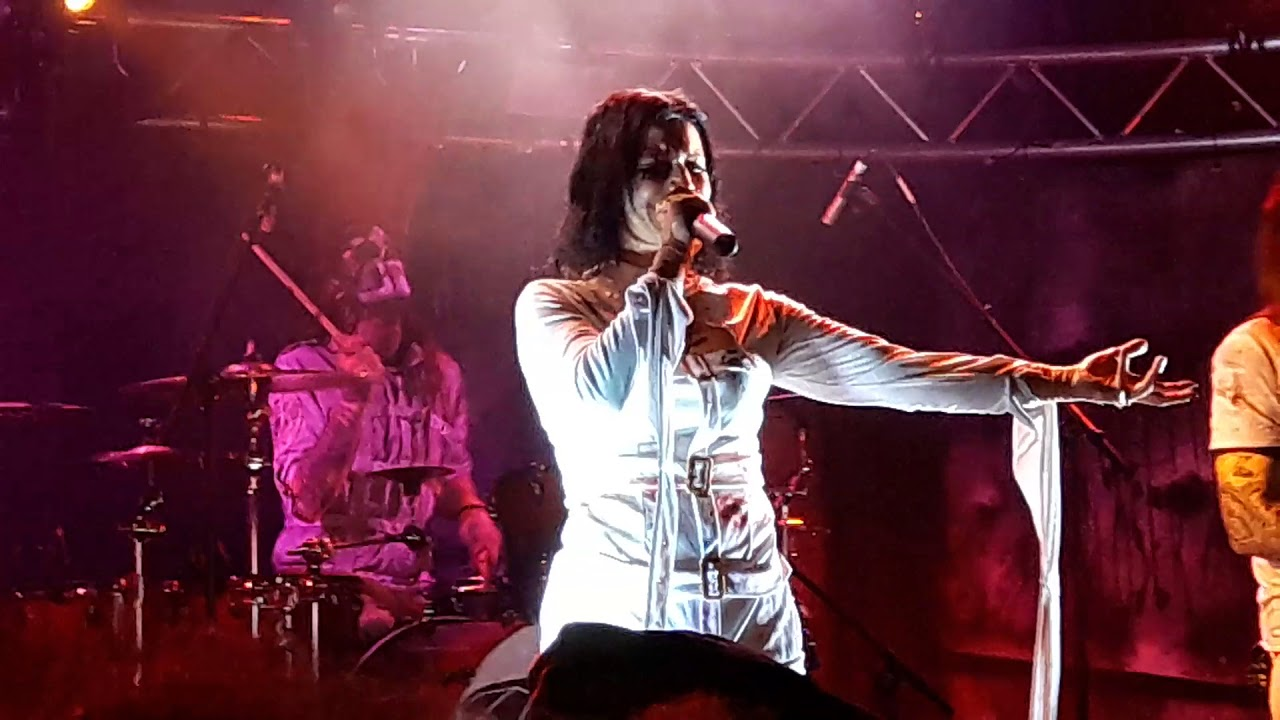 Lacuna Coil Downfall Live Au Ninkasi Kao Le 07 Dec 2017 Lyon Youtube
