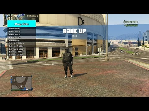 GTA 5 ONLINE HOW TO MOD AN ACCOUNT! | RANK, 100 BILLION, MODDED STATUS, MODDED OUTFITS, ALL UNLOCK!