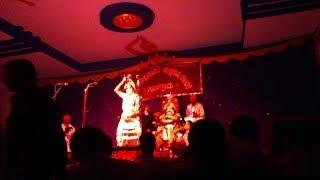 Yakshagana - Vandaru - Halladi-Bhandary Hasya - Mayya - Agni Charithra 2013