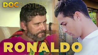 Cristiano Ronaldo On His Father's Alcoholism | RONALDO (2015)
