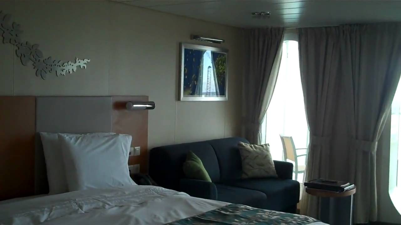 Oasis Of The Seas Wheelchair Accessible Cabin Youtube