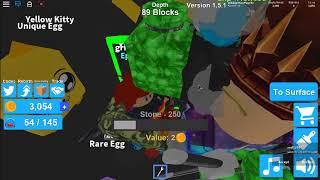 Roblox Simulador de Minería-MEJOR LUCK NUNCA!!!!! #23