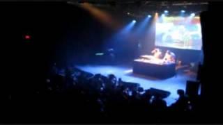 MAD PROFESSOR - CHUKKI STARR - Mr.FLOY & PROMISING CREW - 22 MAI 2010 / L