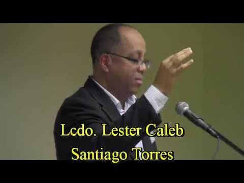 Lester Caleb Stgo