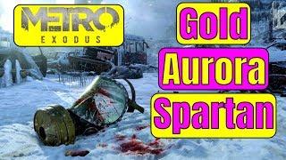 WHICH SHOULD YOU BUY? Metro Exodus SPARTAN EDITION VS Metro Exodus Aurora Edition | PRE ORDER
