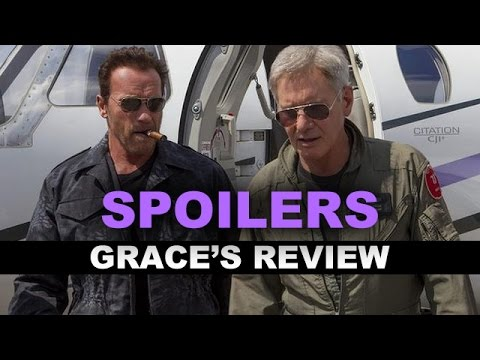 The Expendables 3 Movie Review - SPOILERS : Beyond The Trailer