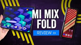 Xiaomi Mi Mix Fold Review: Samsung Has Nothing To Worry About