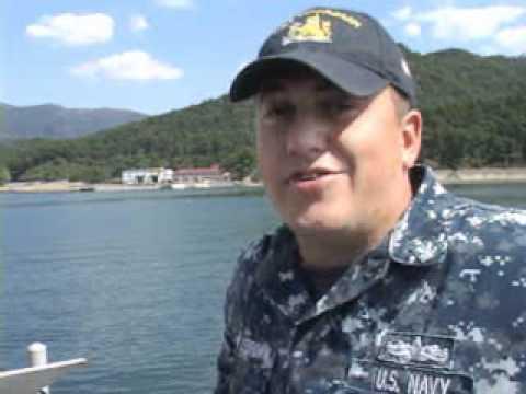 Sailors Combat Seasickness