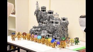 玩樂高地 181019 ep125 p2 of 2 LEGO MOC 聖闘士星矢:辛酸史 砌星矢