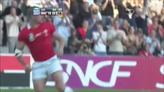 TOP 10 FASTEST RUGBY PLAYERS * ELECTRIC (RUNNERS)