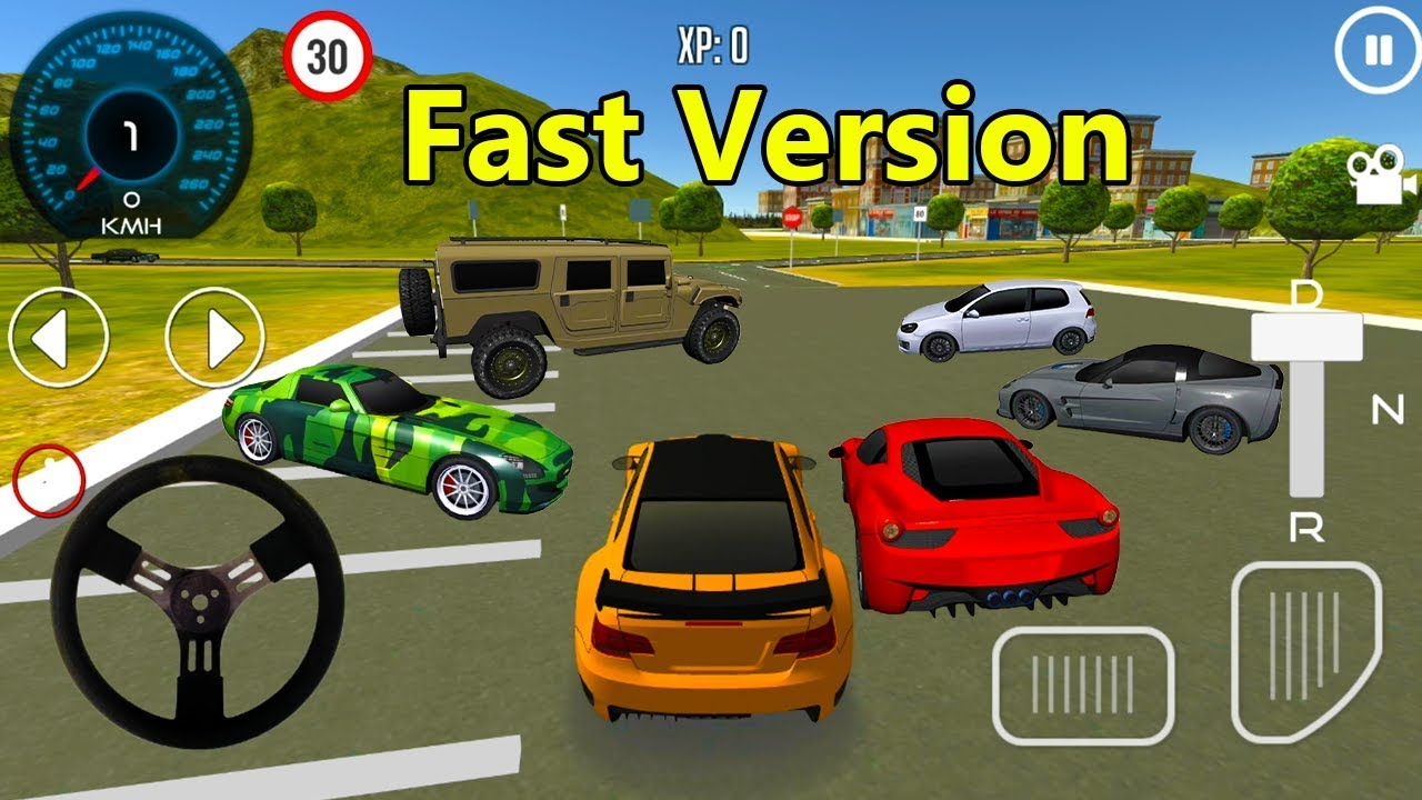 Car Driving School 3D All Vehicles Unlocked Android Gameplay 2018 #32