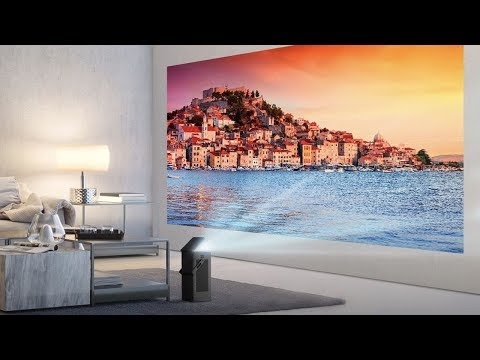 5 Best 4K PROJECTORS On Amazon - High Definition Home Theater Projector
