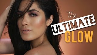 the different ways to get dewy skin with makeup   melissa alatorre