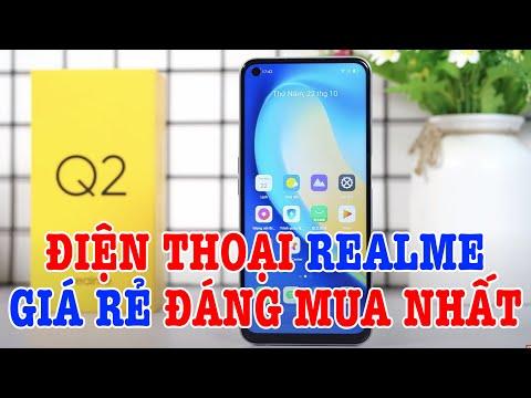 Realme Q2 là chiếc điện thoại giá rẻ đáng mua nhất của Realme?