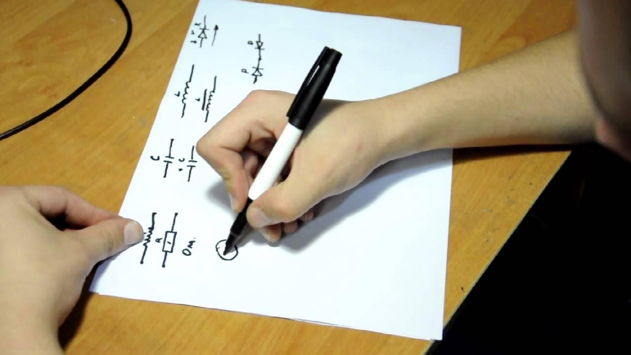 Условное графическое обозначение элементов (УГО)