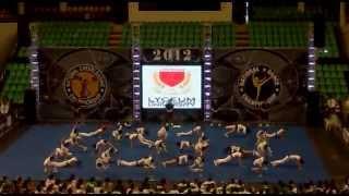 LPU Pirates - NCC National Finals 2012