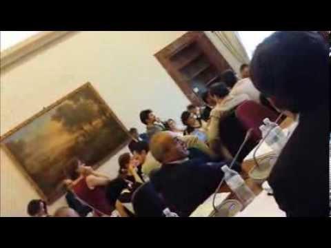 M5s vs cicchitto bagarre in commissione esteri sul tav for Commissione esteri camera