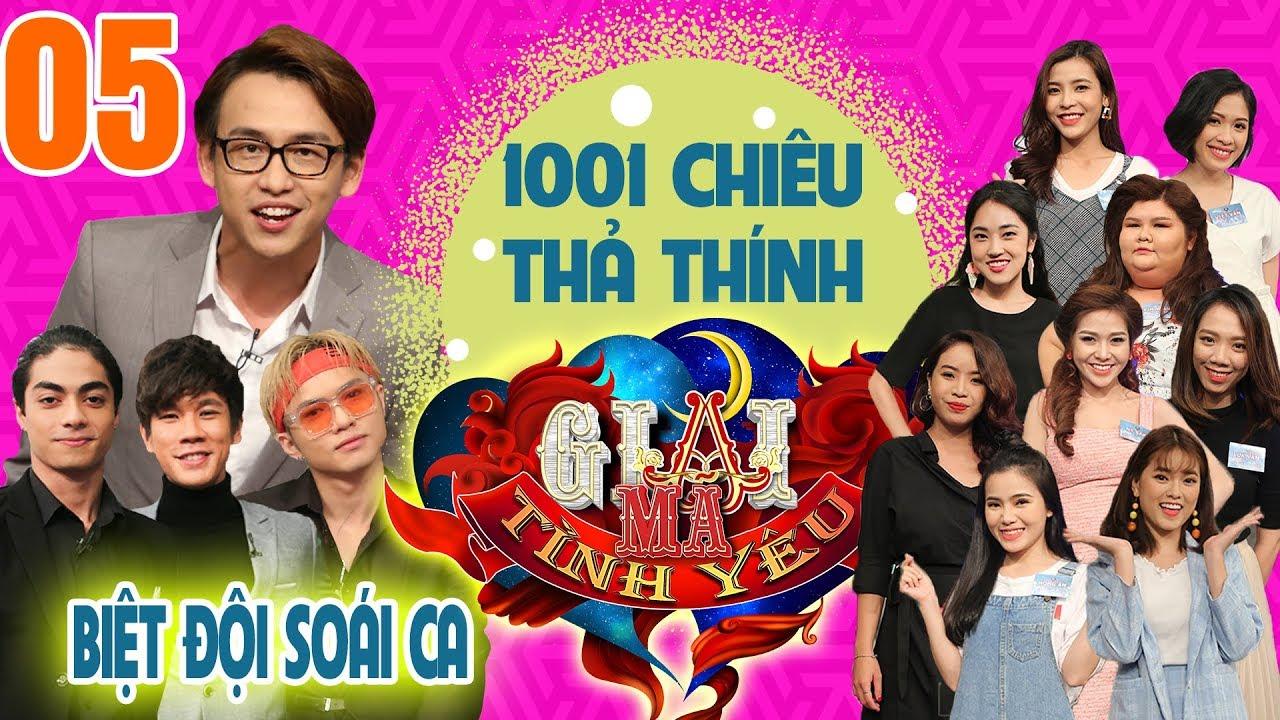 GIẢI MÃ TÌNH YÊU | TẬP 5 UNCUT | Quang Bảo - Lincoln 'tái mặt' nghe Hotgirl kể 1001 cách tán trai