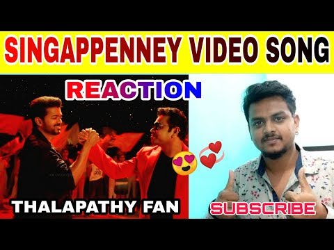 bigil---singappenney-video-song-reaction-|-thalapathy-vijay,-nayanthara-|-a.r-rahman