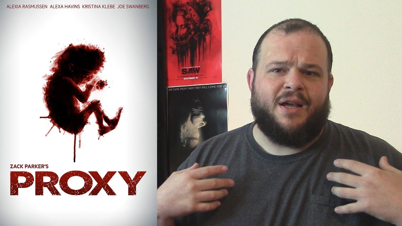 proxy (2013) movie review thriller horror drama - youtube
