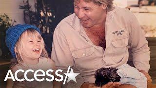 Bindi & Terri Irwin Pen Tributes To Steve Irwin On His Would Be 58th Birthday