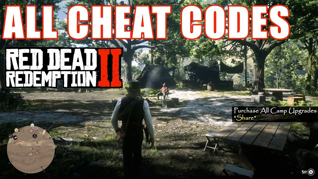 Red Dead Redemption 2 Cheats: Money, Weapons, Dead-Eye & More - RDR2 org