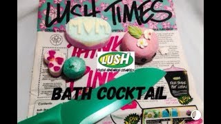 Lush Bath Cocktail Mother