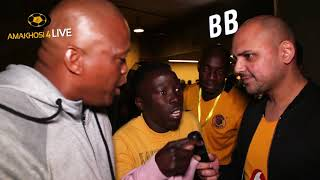 Download Bobby Brought Us This Stupid Coach! (Rant) - MTN8 SF 2nd Leg - Chiefs 0 - 1 SuperSport (H) Mp3