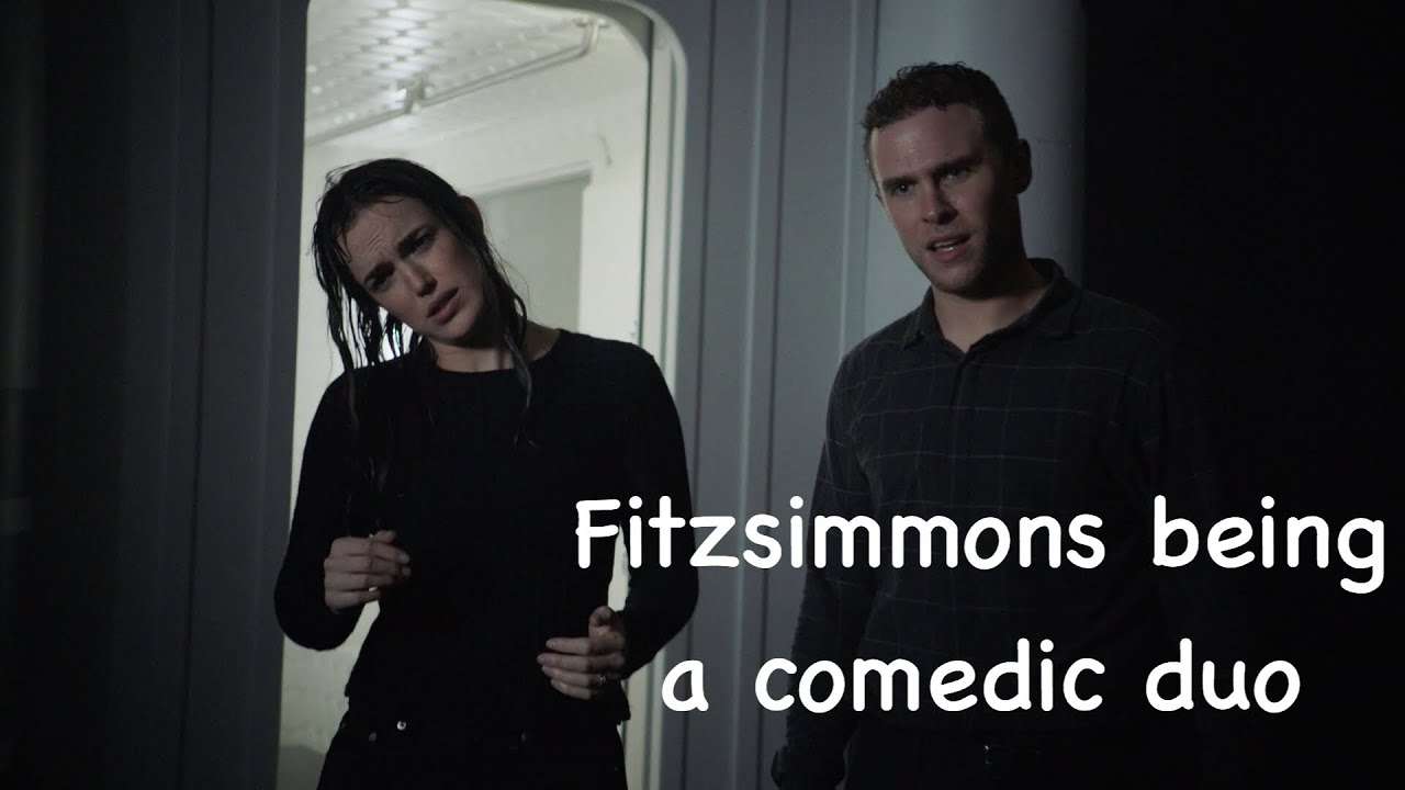 Download Fitzsimmons being a comedic duo