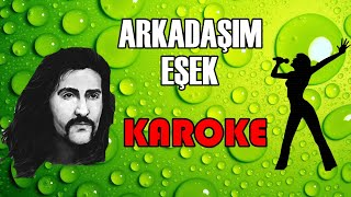 Barış Manço - Arkadaşım Eşşek - Karaoke - Full HD