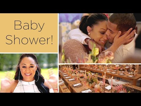 Tia Mowry's Second Baby er  Quick Fix
