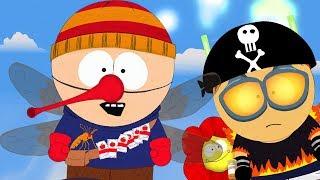 МОСКИТ И КРИПТОНИТ ► South Park: The Fractured But Whole  3  Прохождение