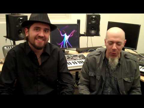 Jordan Rudess and Uri Nieto Demo Virtual Instrument iPhone and iPad Apps