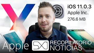 Noticias Apple: iOS 11.0.3, iPhone X curiosidades, iPad Pro 2018 rumores iPad 検索動画 16