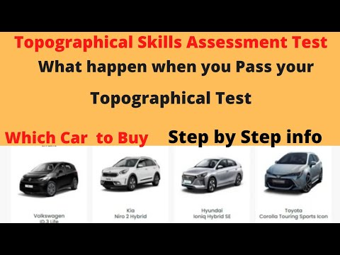 What happen When You Pass Your Topographical Test / PCO Cars | PCO cars to rent / Which car to Buy
