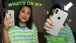 What's on my iPhone XS Max?! 📱⎮ 2019