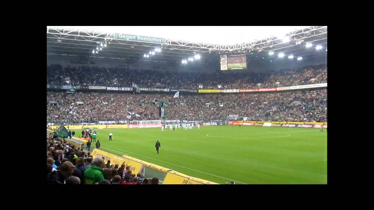 Wolfsburg Gladbach
