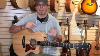 Guitar Czar Taylor 214ce K-DLX