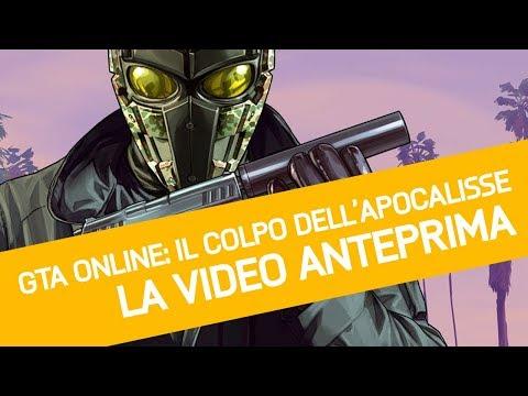 GTA Online: Anteprima della nuova rapina Il Colpo dell'Apocalisse