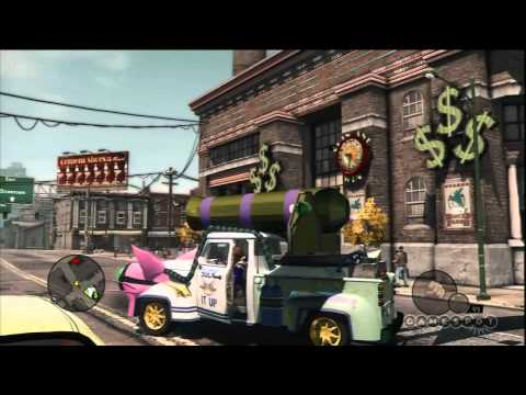 E3 2011 GameSpot Stage Shows - Saints Row the Third (PC, PS3, Xbox 360)