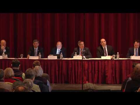Commonwealth Conversations with Senate President Stan Rosenberg