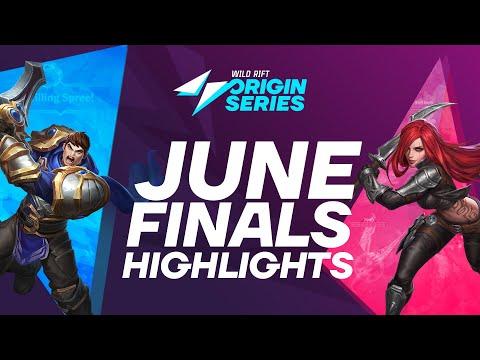 Wild Rift: Origin Series - June Finals Top Plays