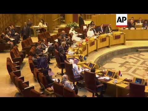 Arab League warns Trump over Jerusalem move