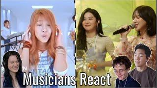 BoA & Red Velvet 'Milky Way' Reaction